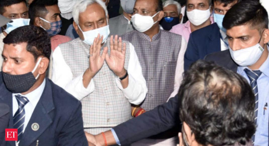 سهام BJP و JDU به طور یکسان در Bihar به اشتراک می گذارند