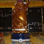 ماهواره های هند و روسیه فقط چند متر در فضا فاصله دارند.  Roscosmos می گوید 224m ، Isro می گوید 420m