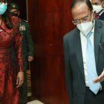 آجیت دووال مشاور امنیت ملی مذاکرات دو جانبه با وزیر دفاع مالدیو را انجام می دهد