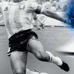 چگونه مارادونا با فیزیک الهی خود زمین فوتبال را به عنوان بوم میدان جنگ-بوم اصلاح کرد